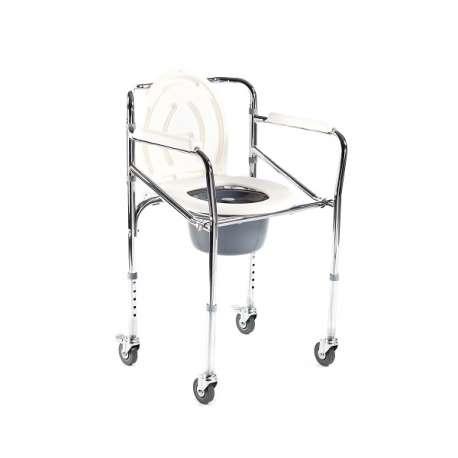 Krzesło toaletowe na kółkach FS 696 TIMAGO