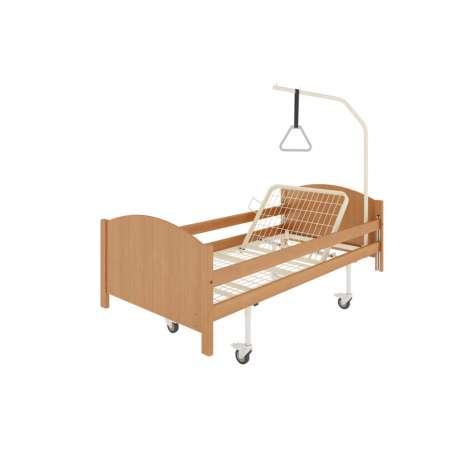 Łóżko rehabilitacyjne sterowane mechanicznie ARIES 02 REHABED