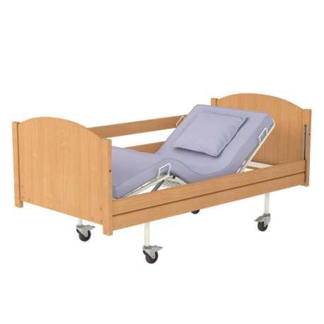 Łóżko rehabilitacyjne sterowane mechanicznie ARIES 03 REHABED