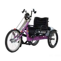 Wózek inwalidzki sportowy GTM BLACKBIRD JUNIOR 1 dla dzieci ( Handbike ) GTM MOBIL