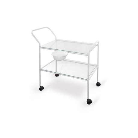 Sklep medyczny - Stolik zabiegowy STZ 01 - JUVENTAS - wózek opatrunkowy - stoliki zabiegowe - Niska cena