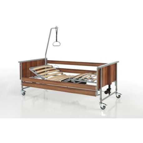 Sklep medyczny - Łóżko rehabilitacyjne Domiflex II sterowane elektrycznie - TIMAGO - łóżko ortopedyczne - Niska cena