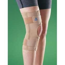 Stabilizator kolana z zawiasami, z przewiewnej tkaniny 2037 OPPO