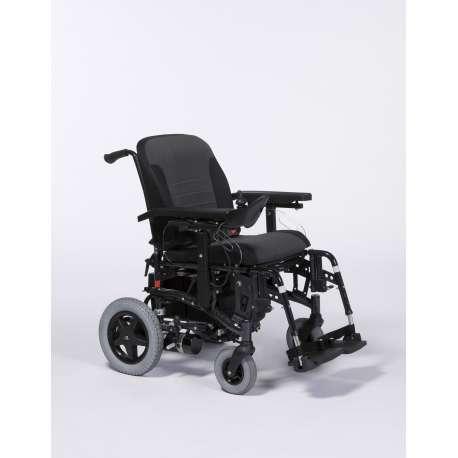 Sklep medyczny - Wózek z napędem elektrycznym pokojowy RAPIDO - VERMEIREN - elektryczne wózki inwalidzkie -Tanio