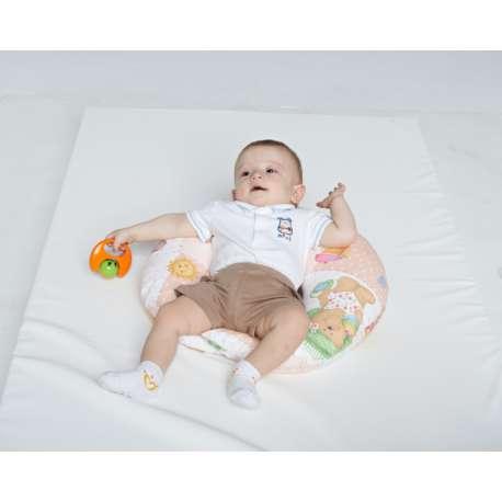 Sklep medyczny - Poduszka dla dzieci w kształcie rogala mała 140 - RENA - Akcesoria dla dziecka - Tanio
