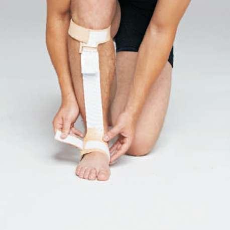 Sklep medyczny-Podciąg gumowy na opadającą stopę 202 -RENA- Stabilizatory, ortezy i opaski na łydkę, kostkę i stopę-Niska cena