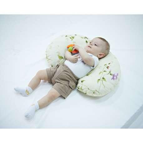 Sklep medyczny - Poduszka dla dzieci i mam w kształcie fasolki 142 - RENA - Poduszki ortopedyczne - Tanio