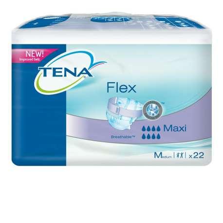 Sklep medyczny - Pieluchomajtki Tena Flex Maxi M 22 szt - nietrzymanie moczu SCA - Refundacja NFZ!!! Niska cena!!!