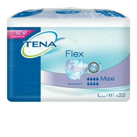 Sklep medyczny - Pieluchomajtki dla dorosłych Tena Flex Maxi L 22 szt - nietrzymanie moczu SCA - Refundacja NFZ!!! Niska cena!!!