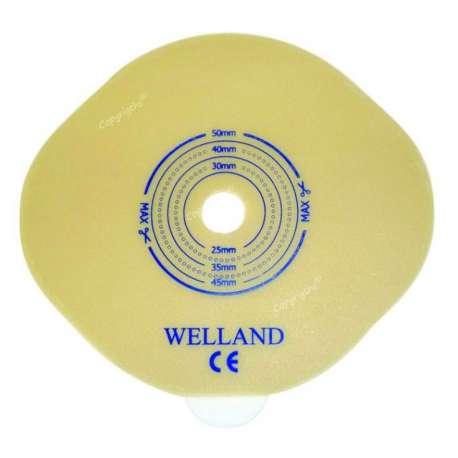 Sklep medyczny - Płytka stomijna Flair 2 WELLAND MEDICAL- płytki stomijne, pierścienie i akcesoria - Refundacja NFZ- Tanio