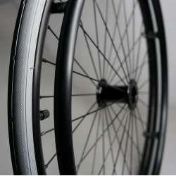 Koło do wózka inwalidzkiego 20x1 (28 szprych) RECOMEDIC