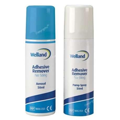 Sklep medyczny - Spray do zmywania skóry Adhesive Remover bezalkoholowy REF WAB050 - WELLAND MEDICAL - Tanio