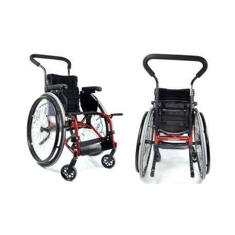 Sklep medyczny - Wózek inwalidzki aktywny Panthera Bambino - APCO - lekki wózek dla dziecka specjalny Refundacja NFZ Niska cena