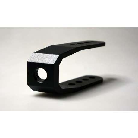 Sklep medyczny - Widelec aluminiowy do kół wózka inwalidzkiego o średnicy 100mm -RECOMEDIC- Niska cena