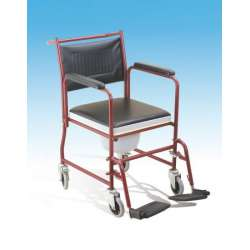 Krzesło toaletowe z kółkami CA 611 ANTAR