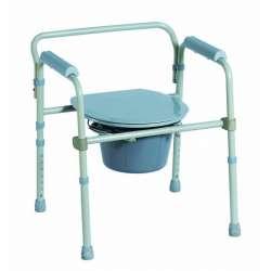 Składane krzesło toaletowe CA618 ANTAR