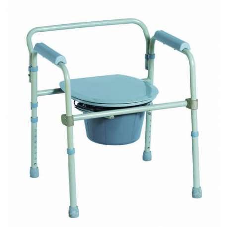 Składana krzesło toaletowe CA618 ANTAR