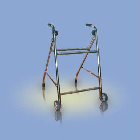 Chodzik typu rama, składany, dwukołowy CA942 ANTAR