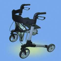 Chodzik aluminiowy, czterokołowy RL-A42012 ANTAR