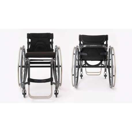 Sklep medyczny - Wózek inwalidzki aktywny PANTHERA X - lekki wózek ręczny - APCO - Refundacja NFZ! Niska cena!