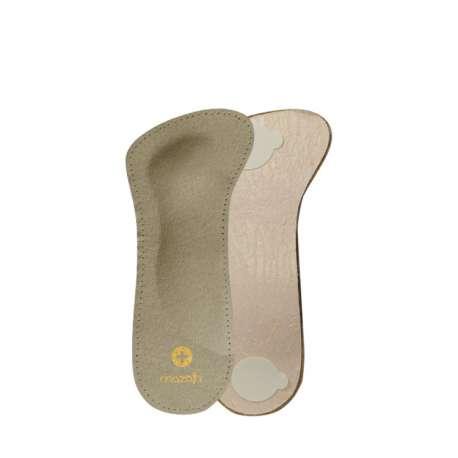 Sklep medyczny - Wkładki ortopedyczne NAVETTE 2/3 MO306 -MAZBIT- wkładki do butów ortopedyczne - Niska cena