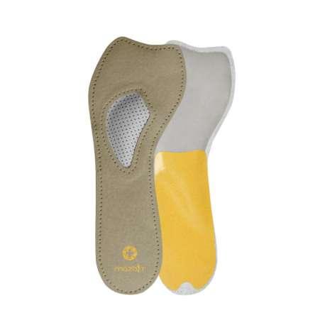 Sklep medyczny - Wkładki ortopedyczne TWIST 3/4 MO413 - MAZBIT- władki do butów ortopedyczne- Niska cena