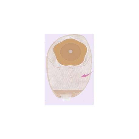 Worek urostomijny 1-częściowy Flexima Uro Silk B. BRAUN