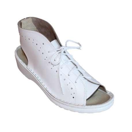 Sklep medyczny - Obuwie damskie medyczne 030 -POFAM - JEDNOŚĆ -obuwie dla personelu medycznego - Niska cena