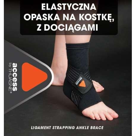 Sklep medyczny- Elastyczna opaska na kostkę z dociągami Access THUASNE- Niska cena