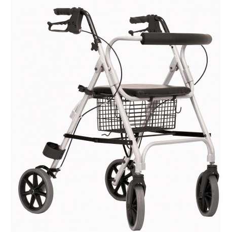 Podpórka czterokołowa dla niepełnosprawnych Move Light THUASNE- Balkoniki i podpórki rehabilitacyjne- Tanio
