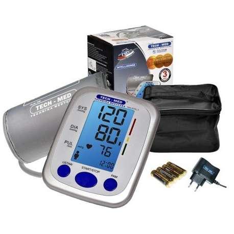 Ciśnieniomierz elektroniczny TMA-INTEL5 + zasilacz TECH-MED