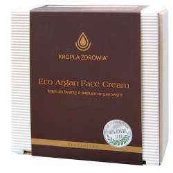 Eco Argan Face Cream Krem do twarzy z olejkiem arganowym MARMED HEALTH CARE
