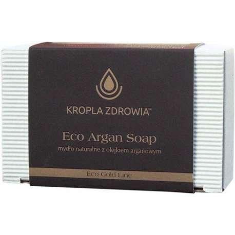 Sklep Medyczny - Eco Argan Soap Mydło Naturalne z Olejkiem Arganowym MARMED HEALTH CARE - kosmetyki naturalne - tanio
