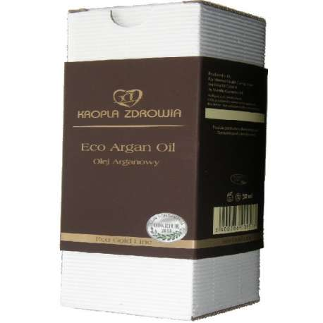 Sklep Medyczny  - Eco Argan Oil  Olej Arganowy MARMED HEALTH CARE - płynne złoto Maroka - Tanio