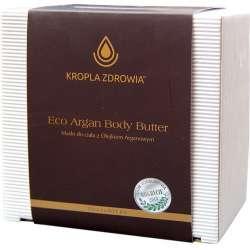 Eco Argan Body Butter Masło do ciała z olejkiem arganowym MARMED HEALTH CARE