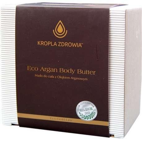 Sklep Medyczny - Masło do ciała z Olejkiem Arganowym MARMED HEALTH CARE - naturalne masło do ciała - Tanio