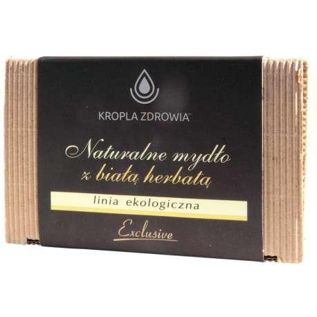 Sklep Medyczny - Mydło naturalne z białą herbatą MARMED HEALTH CARE -  mydło pielęgnacyjne - nawilżający - tanio
