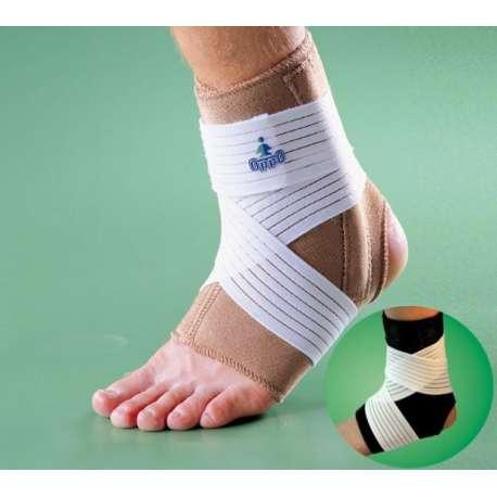 Sklep medyczny - Stabilizator stawu skokowego OPPO 1008 - dla sportowców, piłkarzy, do biegania, zamiast gipsu - Niska cena!
