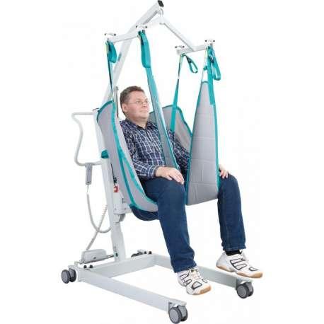 Sklep Medyczny - Podnośnik AKS-goliath dla ciężkich pacjentów do 250kg LEVICARE - dźwig dla niepełnosprawnych - Tanio