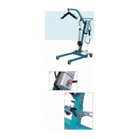 Sklep Medyczny - Podnośnik pacjenta AKS- micro Foldy (rozmiar XS standardowego podnośnika) LEVICARE - Stabilny - Tanio