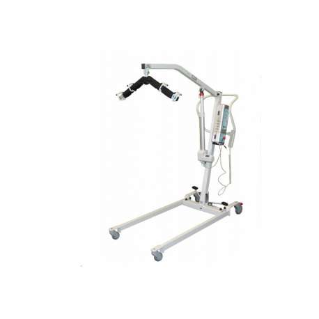 Sklep Medyczny - Podnośnik jezdny Clino II wersja XL LEVICARE - komfort użytkowania - łatwy w transporcie - Tanio