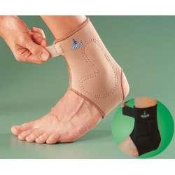 Sklep medyczny - Stabilizator stawu skokowego z wkładką silikonową OPPO 1409 - dla sportowców skręcenie stawu - Niska cena!