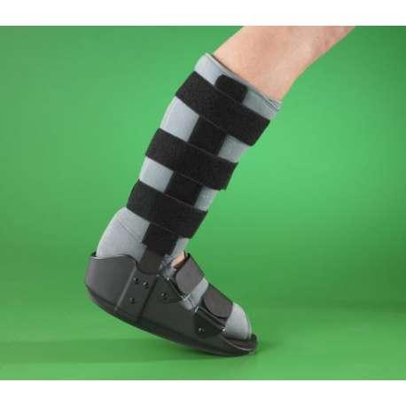 """Stabilizator stawu skokowego i stopy typu """"but"""""""