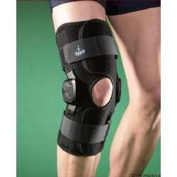 Sklep medyczny - Orteza stawu kolanowego z zegarem policentrycznym, krótka OPPO 1231 - aparat na niestabilność kolana Niska cena