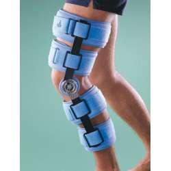 Sklep medyczny - Stabilizator kolana z zegarem OPPO 4139 - niestabilność stawu kolanowego - Niska cena!