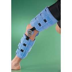 Stabilizator kolana z zegarem OPPO 4039