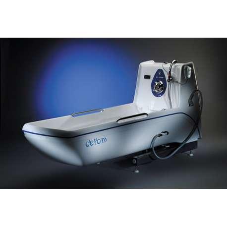 Wanna podnoszona do kąpieli z hydromasażem WPC 220 BMH DELTOM
