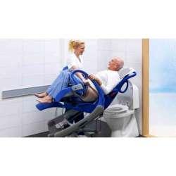 Fotel toaletowo-prysznicowy Carendo LEVICARE