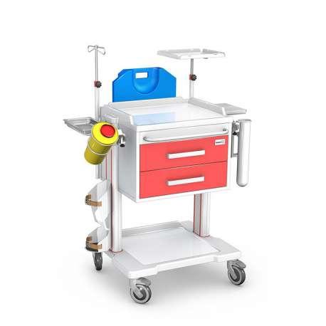 Wózek reanimacyjny OR-2ABS TECH-MED