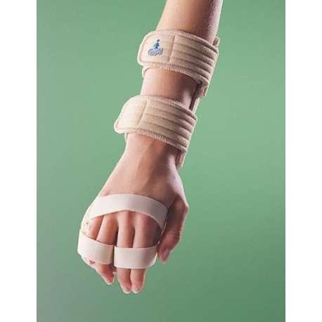 Sklep medyczny - Multifunkcyjna orteza nadgarstka z szyną OPPO 4182 - usztywnienie nadgarstka stabilizator - Niska cena!